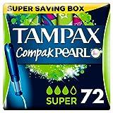 #2: TAMPAX PEARL SUPER