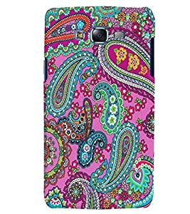 Citydreamz Traditional/Rangoli Design/Abstract Pattern/Floral Print Hard Polycarbonate Designer Back Case Cover For Samsung Galaxy Grand Neo/Grand Neo Plus I9060I