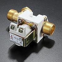 [Spedizione gratuita 7~12 giorni] tramite elettrovalvola per acqua aria n / c ac 220v 1 / 2inch normalmente // AC 220V 1/2Inch Electric N/C Solenoid Valve For Water Air