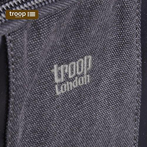 Troop London, Borsa a zainetto donna Nero