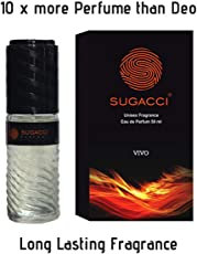 SUGACCI Vivo, Eau de Perfume for Men
