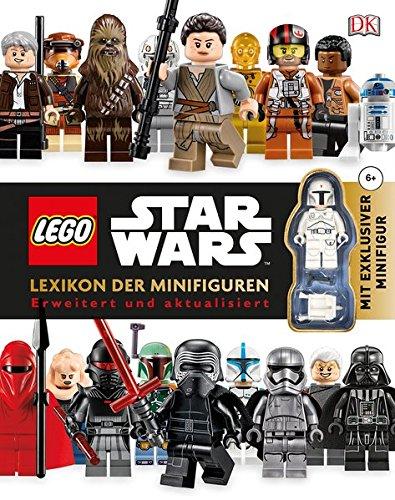 LEGO Star Wars Lexikon der Minifiguren: Erweitert und aktualisiert mit exklusiver LEGO Minifigur
