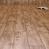 PVC Bodenbelag Holz Rustikal Natur Breite 2 m