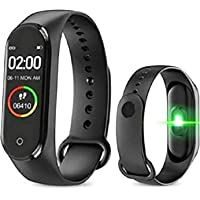 DUBBY Smart Watch Bluetooth Wrist Smart Watch Band with Activity Tracker, Bracelet Watch, Smart Fitness Band with Heart…