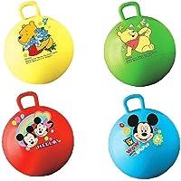 Creelziy Hopper Ball for Kids 6-10 | Hip-Pity hop Ball | Jumping Hopping Ball | Relay Races | -Multi Color