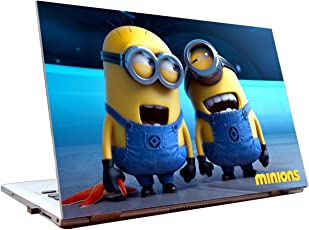 Tamatina Laptop skins 15.6 inch - Despicable Me 3 - Minions - Hollywood Movies - HD Quality - Dell-Lenovo-HP-Acer