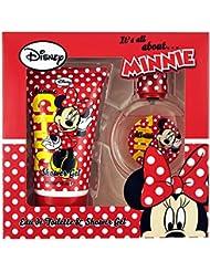 DISNEY MICKEY ET MINNIE  Eau de Toilette and Shower Gel Gift Set, 50 ml/100 ml