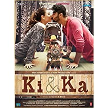 Ki & Ka Hindi Blu Ray