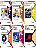 Civil Engineering Group: F.Y. Diploma Engg. MSBTE's I Schems 2018 Syllabus (set of 6 Books)