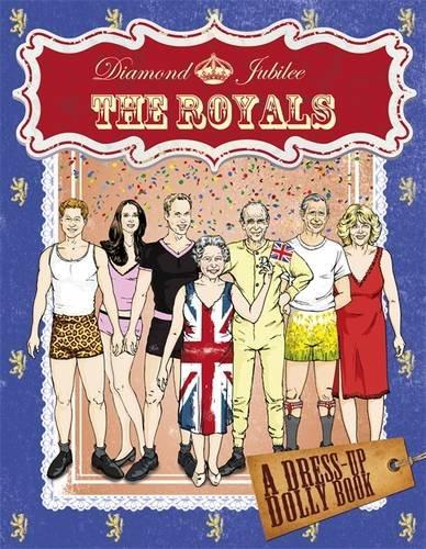 Diamond Jubilee Royals Dress-Up Dolly (Up Filme Dress)