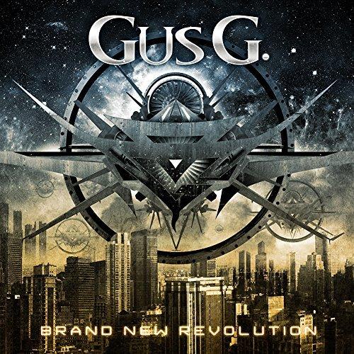 Brand New Revolution By Gus G. (2015-07-24)