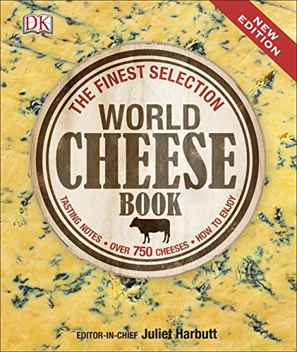 World Cheese Book by DK (2015-06-01)