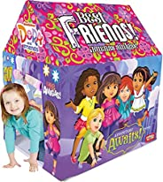 Zitto Dora and Friends Kids Play Tent House, Multicolour