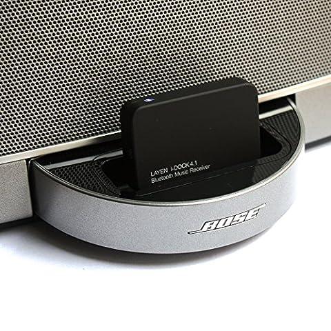 [ Verbesserte Version ] Layen i- DOCK Bluetooth 4.1 Audio