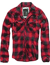 Brandit Check Shirt Chemise Homme
