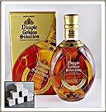 Dimple Golden Selection Scotch Whisky mit 6 Original Kühlsteinen von Rosenstein & Söhne, kostenloser Versand