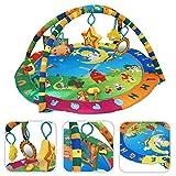 Baby-Spielmatte – Erlebnisdecke –Spielbogen und Tiere Lernspielzeuge