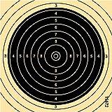 Zielscheiben Schießscheiben Kleinkaliber KK Spezialkarton Nummeriert 13