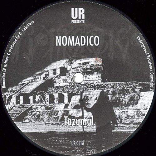Nomadico - The Nomadico EP - Underground Resistance - UR 061