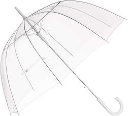 Transparent Vogelkäfig/Kuppelförmiger durchsichtiger Regenschirm