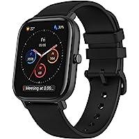 Amazfit Smartwatch GTS Farbdisplay Sportuhr Fitness Armbanduhr 5 ATM wasserdicht Stoppuhr mit GPS, Schrittzähler…