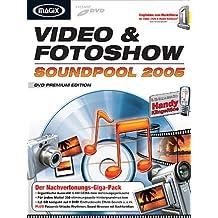 MAGIX Soundpool DVD für Video & Fotoshow 2005