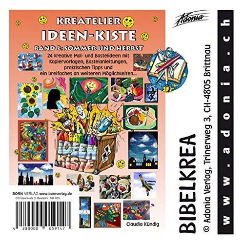 CD Ideen-Kiste Band 3: Sommer und Herbst - Herbst-bands