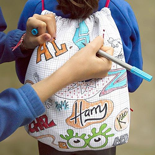eatsleepdoodle the doodle backpack