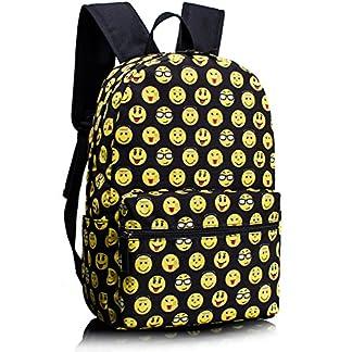 61V3YP4iL9L. SS324  - Leaper Polka Dots Laptop Mochila Bolsa de la Escuela Casual Mochila Mochila Viajes