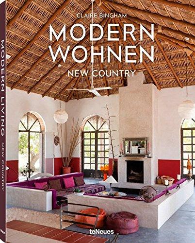 Modern Wohnen New Country, Deutsche Ausgabe