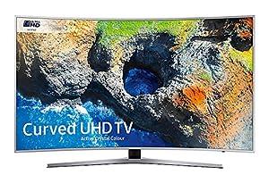 Samsung UE55MU6500UXXU 55inch Curved 4K UHD LED HDR SMART TV WiFi