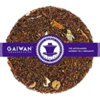 "N° 1187: Tè rosso Rooibos in foglie""Sogno Tropicale"" - 100 g - GAIWAN GERMANY - tè in foglie, rooibos, arancia, mela, cocco, rosa"
