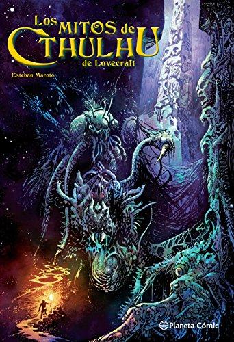 Los mitos de Cthulhu de Lovecraft por Esteban Maroto (Babel)