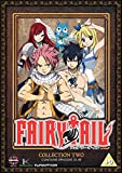 Fairy Tail: Collection Two (Episodes 25-48) [DVD]