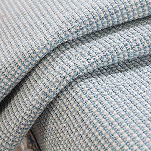 Z&J Leinen gewebter Baumwollteppich kann maschinelles Nähen spleißen japanische nordische rechteckige Tatami für jeden Standort Mehrfarbig optional (Color : Gesu1, Size : 33.5x70.9in) - Rechteckige Mehrfarbige Teppiche