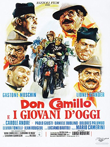 Don Camillo e i giovani d'oggi [IT Import]
