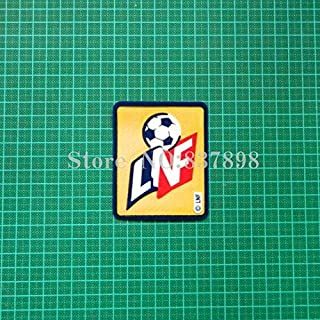 ASTONISH LFP French Ligue Patch Ligue DE Football PROFESSIONNEL TM Soccer Patch Soccer Badges LNF Patch: 4