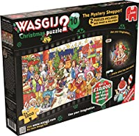 Wasgij Christmas Mystery Shopper Jigsaw Puzzle (2 x 1000 Pieces)