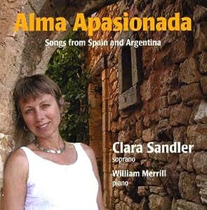Alma Apasionada:Songs from Spa [Import USA]