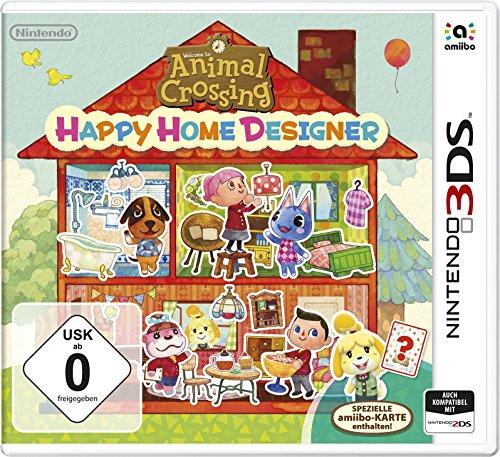 Animal Crossing: Happy Home Designer - [3DS]