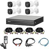 Dahua 4CH 1080p CCTV Surveillance System Kit (Dahua 4CH 1080P CCTV Surveillance System Kit 2)