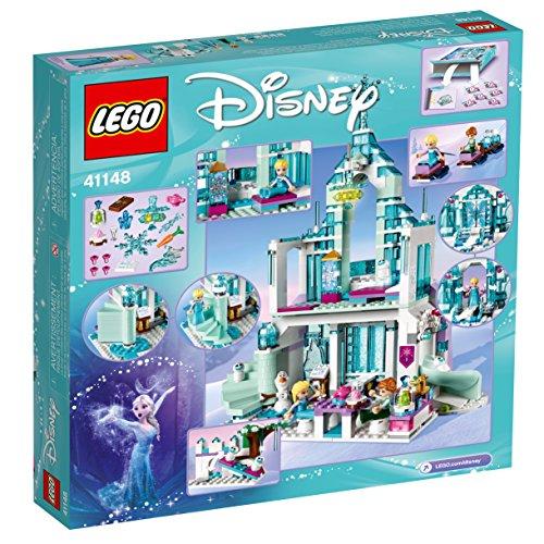 LEGO Princesas Disney - Palacio mágico de Hielo de Elsa (41148)
