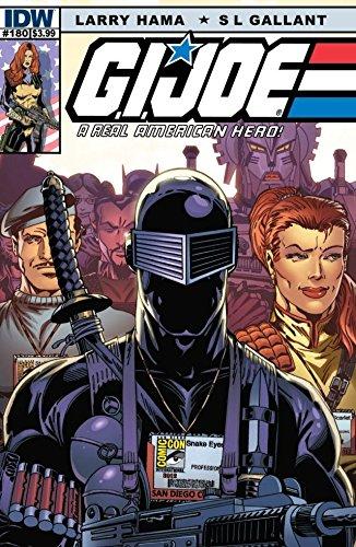 G.I. Joe: A Real American Hero #180 (English Edition)