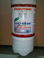 Goushudh Organic Surface Disinfectant(Phenyl) - 1 Litre