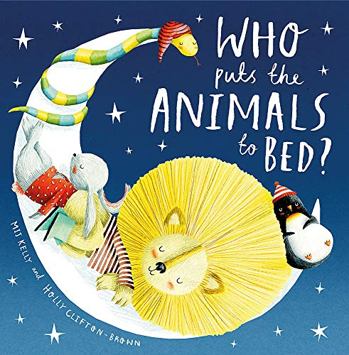 Who Animal Bed