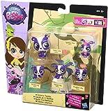 Hasbro Littlest PetShop - Mamás y Bebés (varios modelos)