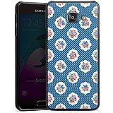 Samsung Galaxy A3 (2016) Housse Étui Protection Coque Printemps Petite fleur Fleurs