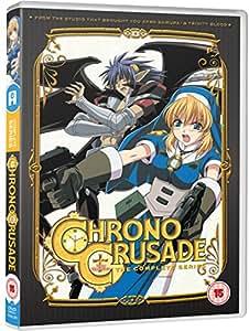 Chrono Crusade - Complete (DVD)