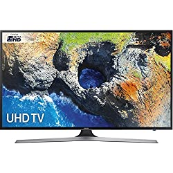 Samsung 165.1 Cm (65 Inches) UA65MU6100 Ultra HD 4K LED Smart TV With Wi-Fi Direct.
