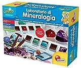 Lisciani Giochi–Juego de Mesa I'm a Genius (Idioma español no garantizado) Laboratorio de mineralogía